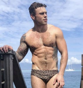Gus Kenworthy, Karamo Brown and other celebs share New Year vacation pics