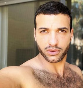 "Haaz Sleiman on his new show and how coming out as a ""total bottom"" impacted his career"