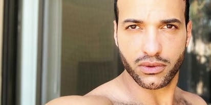 """Haaz Sleiman on his new show and how coming out as a """"total bottom"""" impacted his career"""