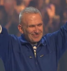 Tributes paid as Jean Paul Gaultier presents his final fashion show