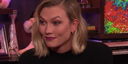 Karlie Kloss finally address the elephant in the room about her marriage to Jared Kushner's brother