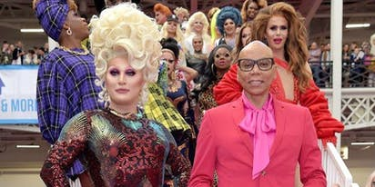 UK's first-ever DragCon leaves some fans fuming
