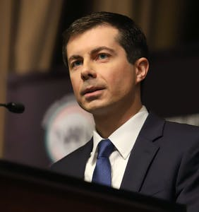 Buttigieg campaign cancels fundraiser at gay bar over a stripper pole