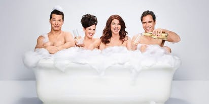 Did this on-set feud lead to 'Will & Grace' reboot's early end?