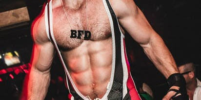 Fubar has the hottest go-go dancers in LA, and we have the evidence