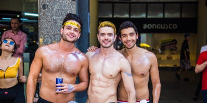 This carnaval could be sexier and crazier than Rio, check out these pics