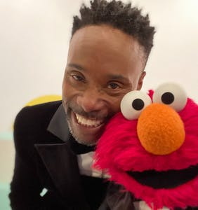 Conservative media selects its next targets: Billy Porter & 'Sesame Street'