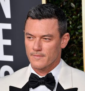 PHOTOS: Luke Evans introduces fans to his sexy new boyfriend