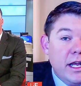 CNN anchor rips into homophobe on live TV
