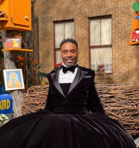 Antigay senator wants to cut PBS funding over Billy Porter's guest appearance on 'Sesame Street'