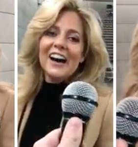 WATCH: Woman becomes overnight sensation after singing Gaga song on subway