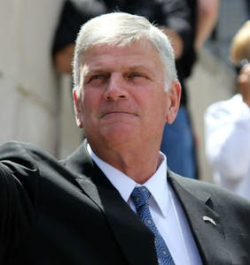 "Franklin Graham laments Supreme Court decision as ""a very sad day"""
