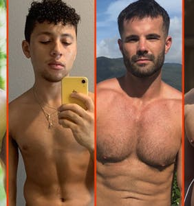 Andrew Rannells' beach bod, Jaboukie Young-White's birthday suit, & Antoni Porowski's dinner plans