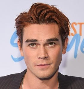 WATCH: KJ Apa bares his finest assets on national television
