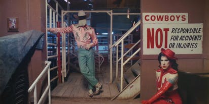 Orville Peck's new music video is a queer rodeo extravaganza