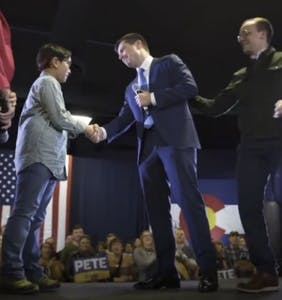 WATCH: 9-year-old asks Pete Buttigieg for help to come out as gay