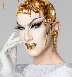 """We don't have any rules"" Sasha Velour on her new streaming show, 'NightGowns'"