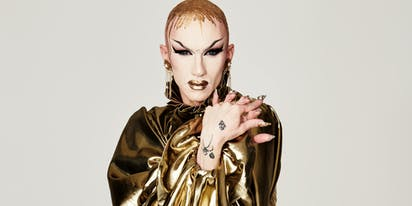 Sasha Velour has a big announcement