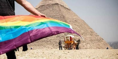 Egypt tells the UN LGBTQ people don't exist