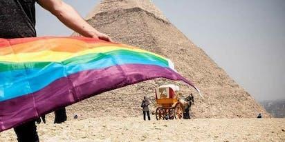Egypt tells the UN LGBTQ people don't exist