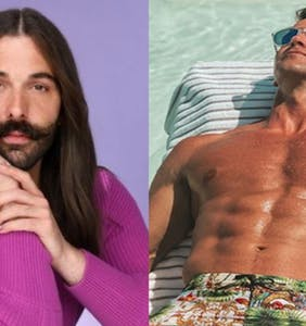 Jonathan Van Ness has a message for Aaron Schock