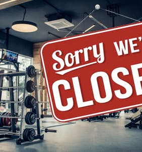 Gay Twitter has a lot to say about gyms being closed