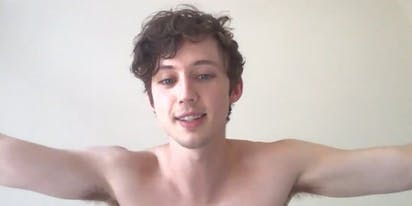 Troye Sivan got catfished this week. Here's what happened.