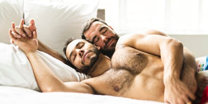 He only sleeps with straight dudes and here's why