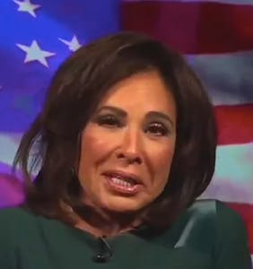 Fox News host Jeanine Pirro swears she wasn't drunk during her show, but everyone else disagrees