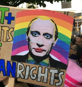 Putin seeks to amend Russia's constitution to ban same-sex marriage