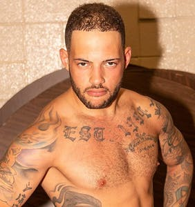 Pro wrestler Trey Miguel swears he isn't homophobic because two of his best friends are gay