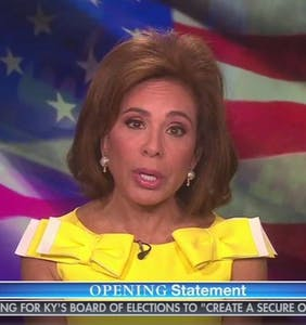 Fox News' Jeanine Pirro is struggling without her gay glam squad