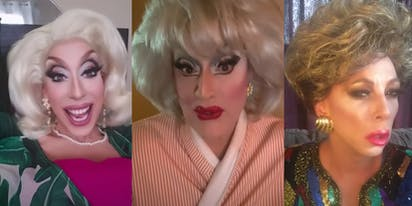 WATCH: How are the Golden Girls holding up under quarantine?