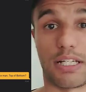 "This antigay activist hates LGBTQ people, but on Grindr he's ""bottom/vers"""