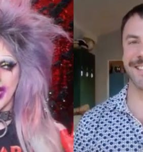 WATCH: Queerantine with Biqtch Puddin' & John Halbach