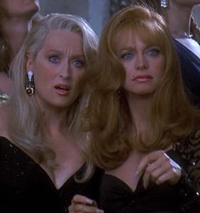 Daily Dose: The immortal appeal of Meryl Streep and Goldie Hawn