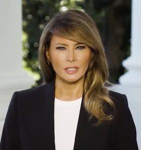 Melania Trump promises her RNC speech will not be plagiarized this time