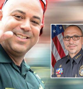 Police chief suspended after linking gay cop's COVID-19 death to his sexuality