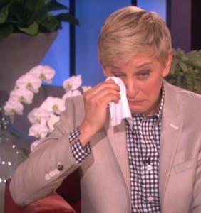 "Ellen ""at the end of her rope"" over allegations of secretly mean behavior, insiders say"