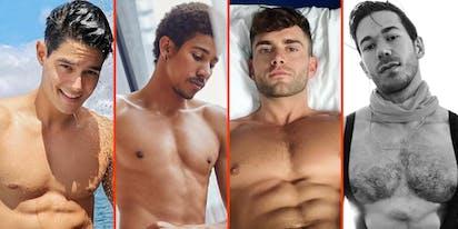 Brian Jordan Alvarez's home gym, Michael Turchin's chest, & Keiynan Lonsdale's Calvins