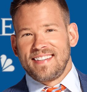 This hunky gay weatherman was just fired from his job for standing up to anti-lockdown protestors