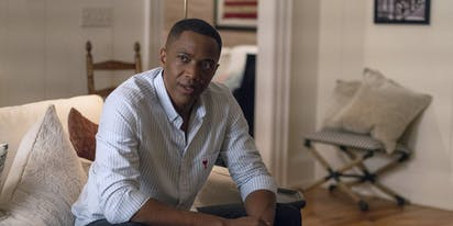 EXCLUSIVE: Actor J. August Richards on his spontaneous coming out and his new role as a gay dad