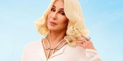 Cher just tweeted a Cher meme and people are freaking out about it