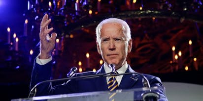 Queerty Query: Who should Biden pick to be by his side in the most important election of a lifetime?