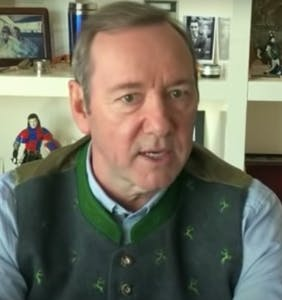 "Kevin Spacey compares rape accusations to coronavirus, calls unemployed people ""similar"" to him"