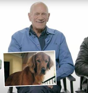 WATCH: Older gay men remembering their beloved past pets is beautiful