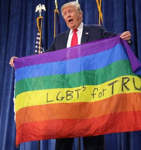 Trump reverses healthcare protections for transgender people on anniversary of Pulse