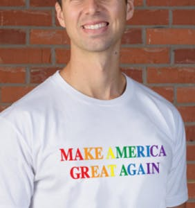 Donald Trump is selling pride shirts because of course he is