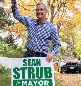 "Can a ""gay leftie with AIDS"" get elected rural town mayor?"