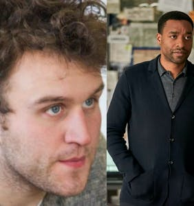 Celebrity Daily Dose: Chiwetel Ejiofor & Harry Melling of 'The Old Guard' obsess over the same movie